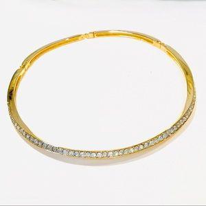 Vintage Swarovski Choker Necklace